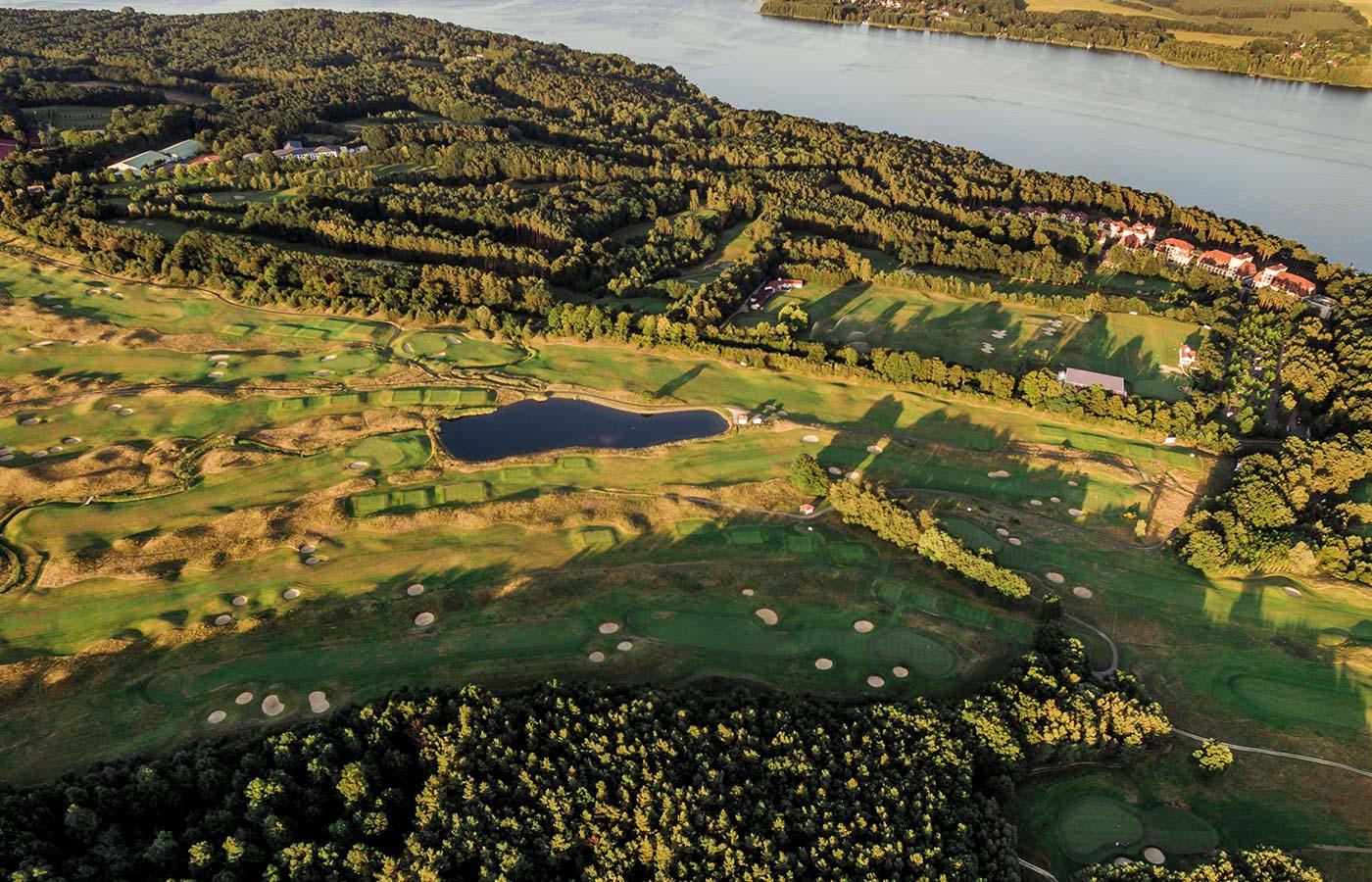 Übersicht Golfplätze Bad Saarow