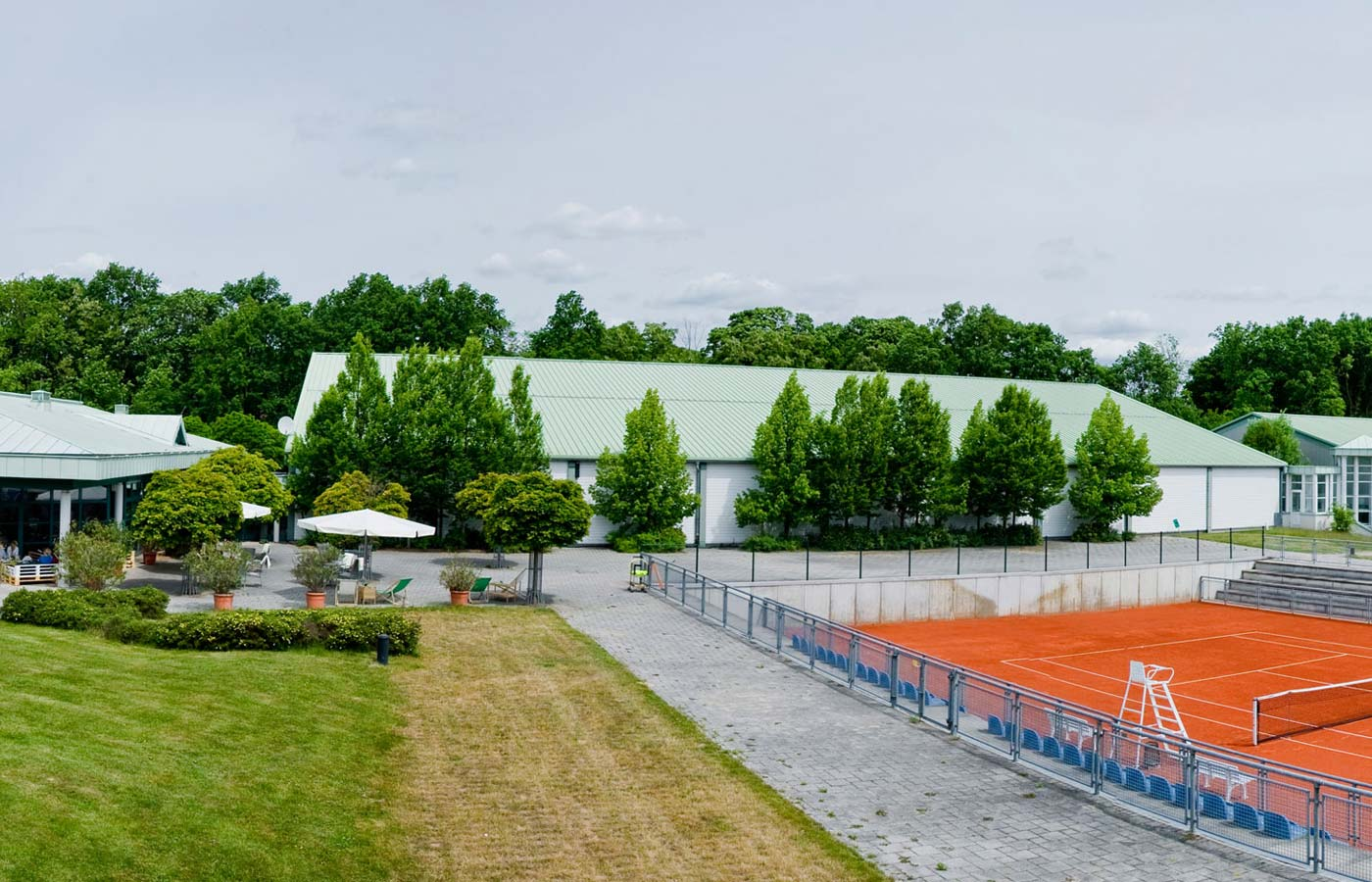 Anlage Tennis GCB