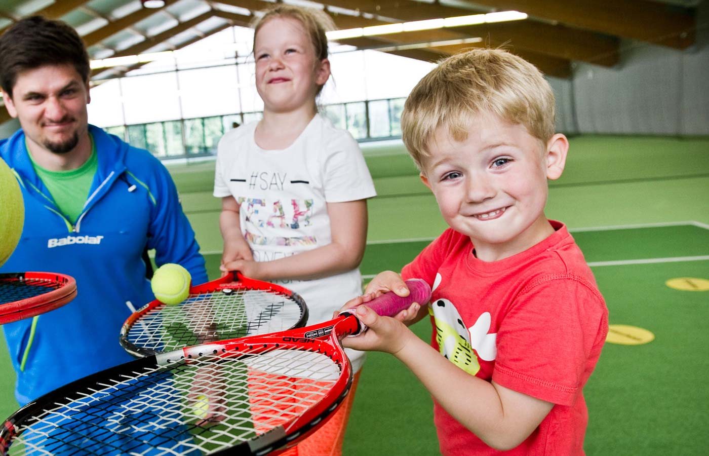Kidscamps Tennis GCB