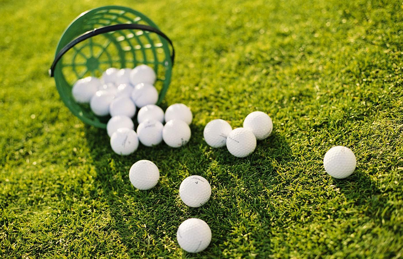 Golfbälle Range GCB