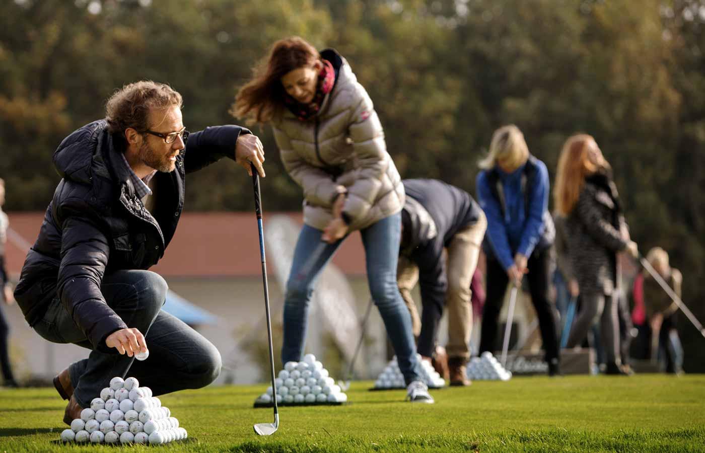 Gruppenkurse im Golfclub Bad Saarow