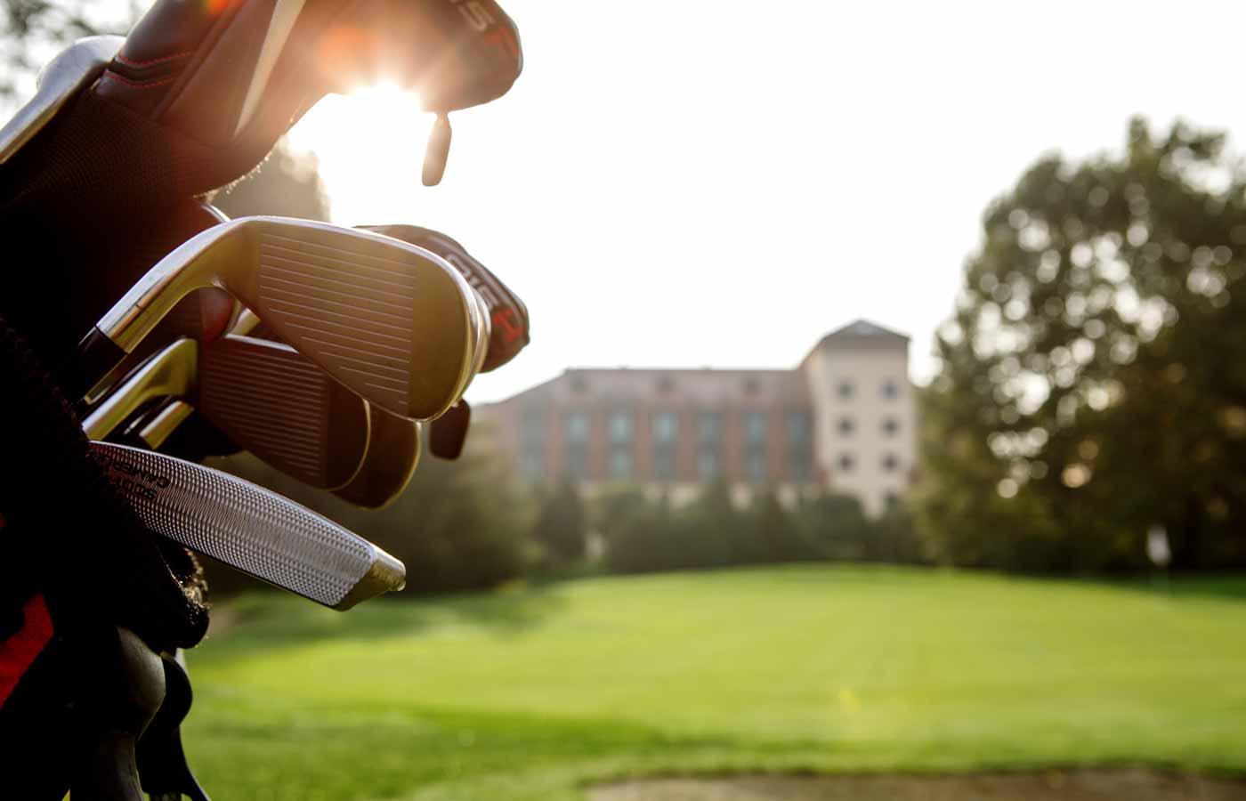 GCB Golfbag