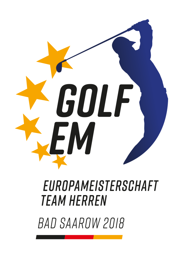 Logo Golf EM im GCB